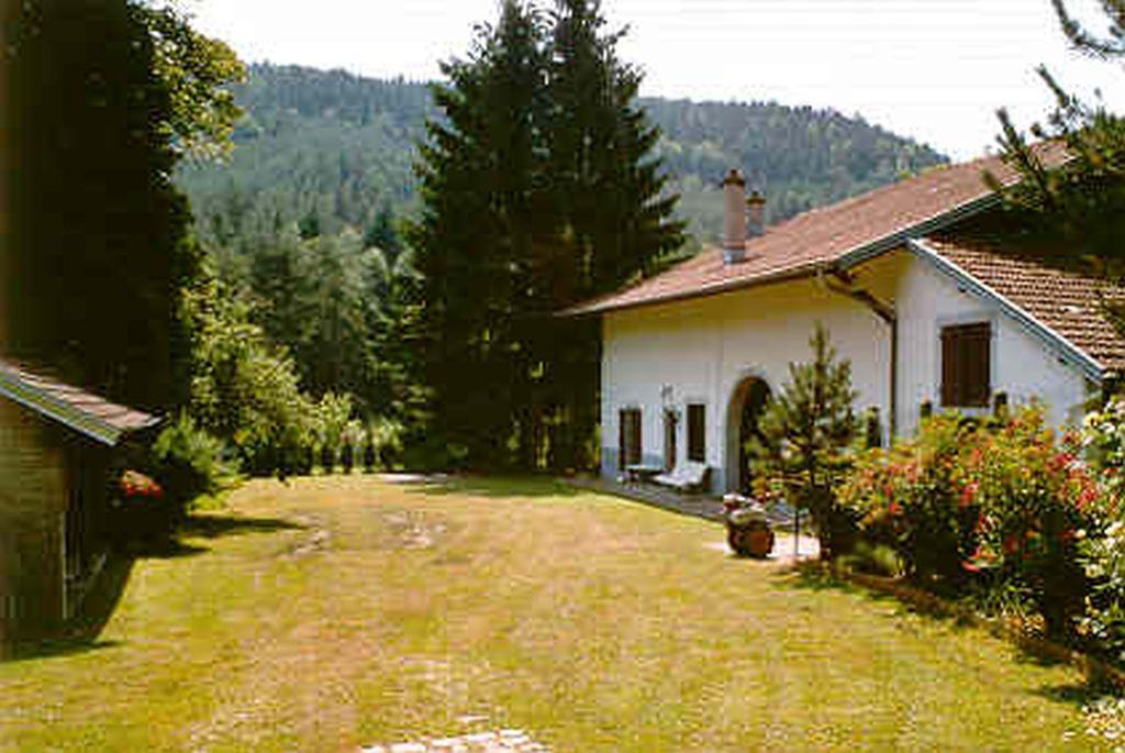 Romantische Vogesen-Ferme in traumhafter Lage am Waldrand im Raum St. Dié, Südvogesen