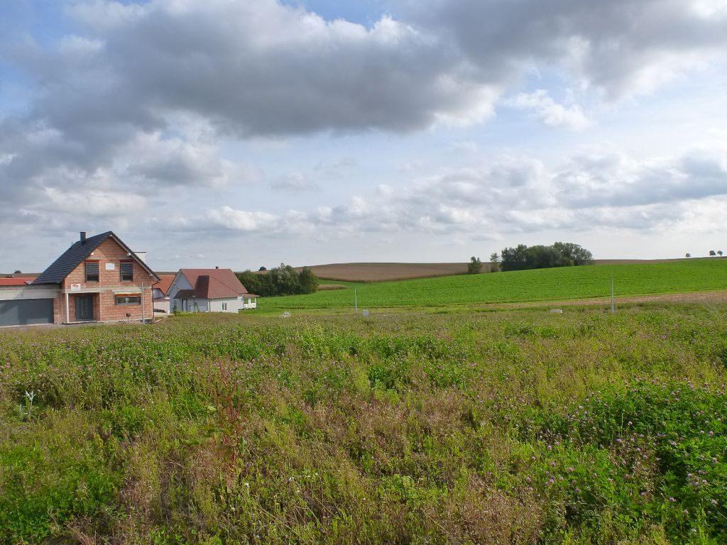 Schöne Baugrundstücke in ruhiger und sonniger Dorfrandlage mit freiem Ausblick
