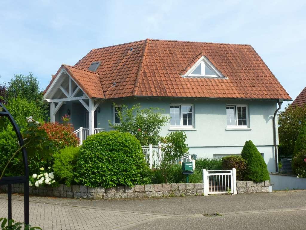 Großzügiges Landhaus mit gemütlichem Wohnambiente in absolut ruhiger Wohnlage