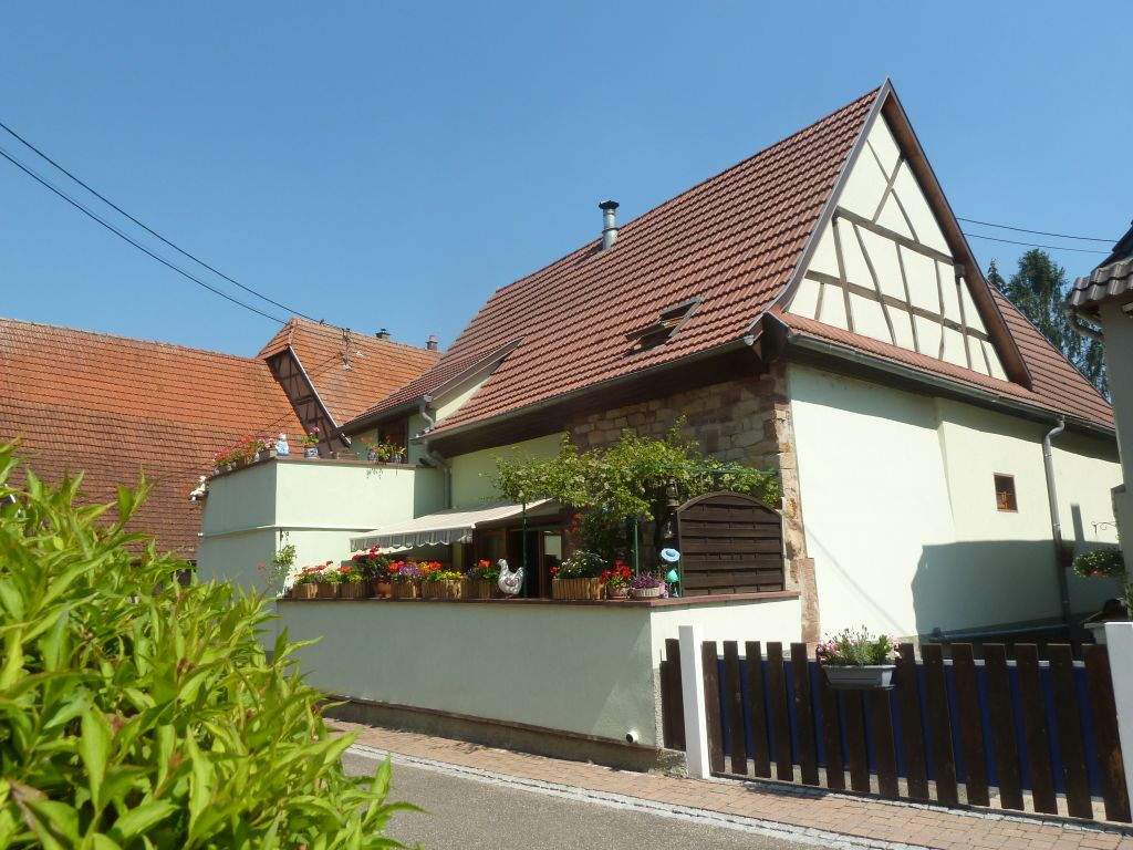 Stilvolles Wohnen im gepflegten Stadthaus mit schöner Terrasse in ruhiger Lage nahe Stadtpark