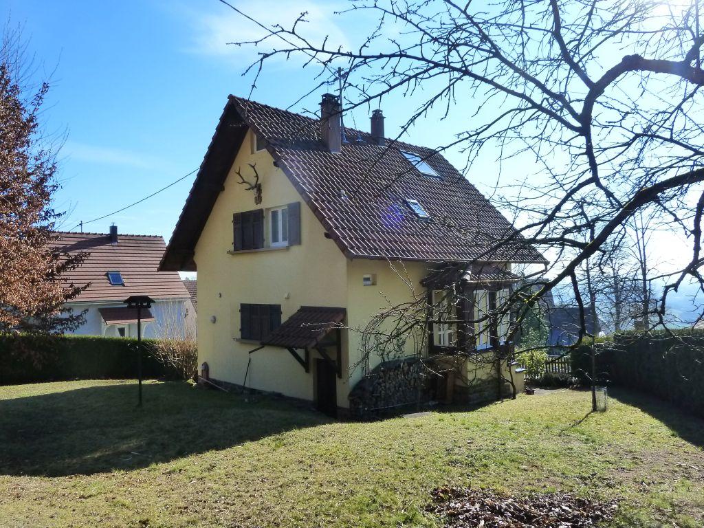 Gemütliches Wohn-/Ferienhaus in sehr schöner Lage