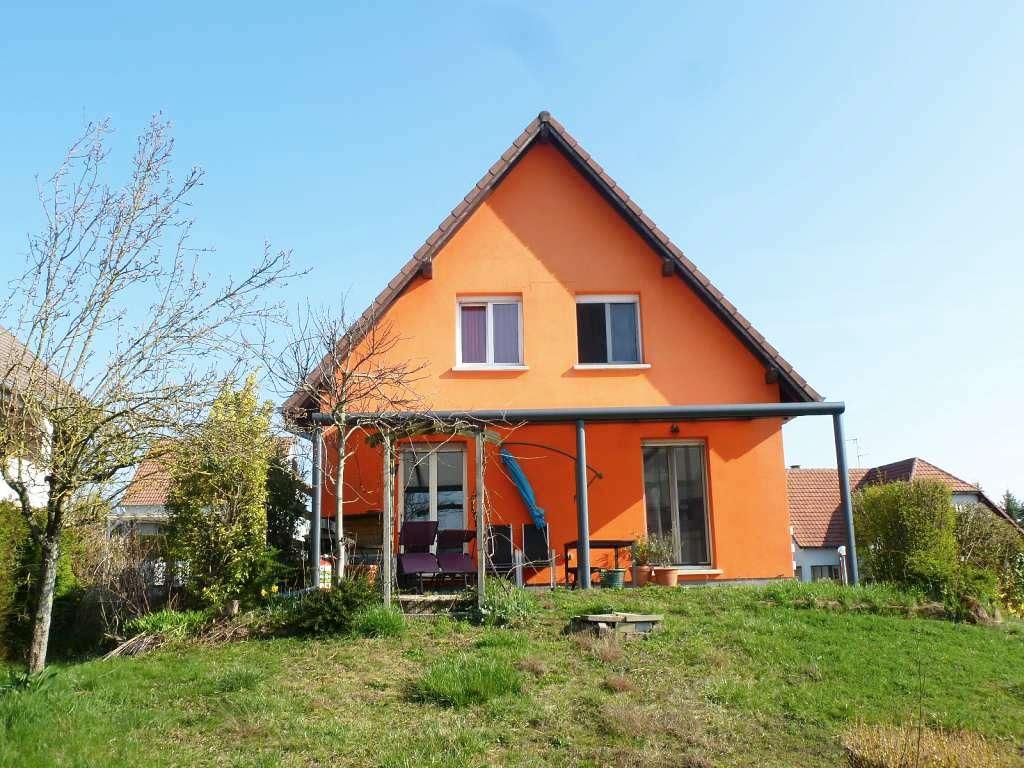 Gepflegtes 1-Familien-Haus mit schönem Grundstück in ruhiger Wohnlage