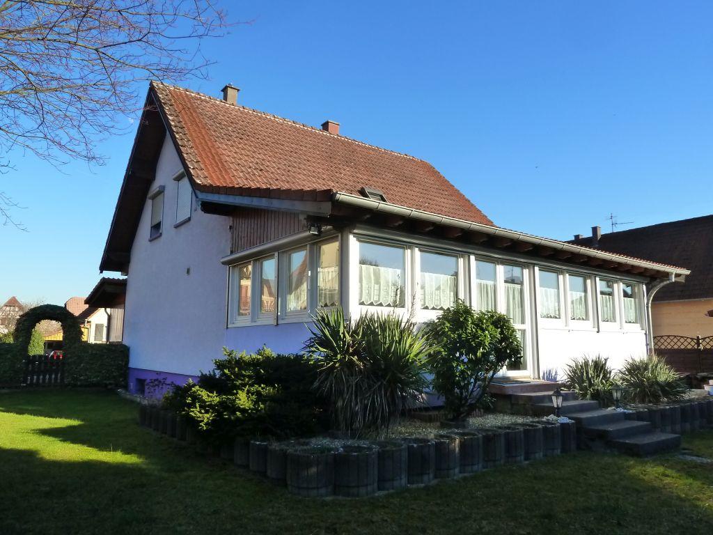 Nettes 1-Familien-Haus in ruhiger und sonniger Wohnlage