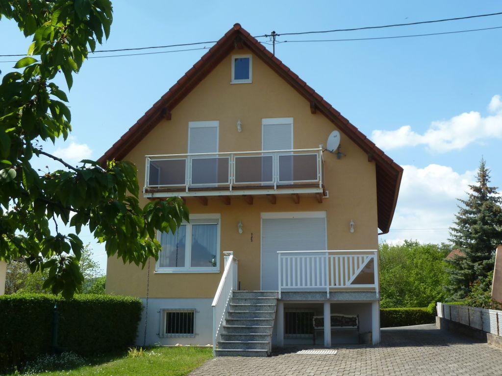 Gepflegtes Einfamilienhaus in schöner Wohnlage
