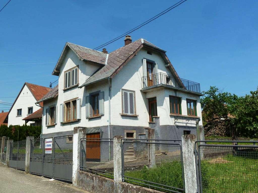 Älteres 1-Familien-Haus in gepflegtem Zustand zum Modernisieren