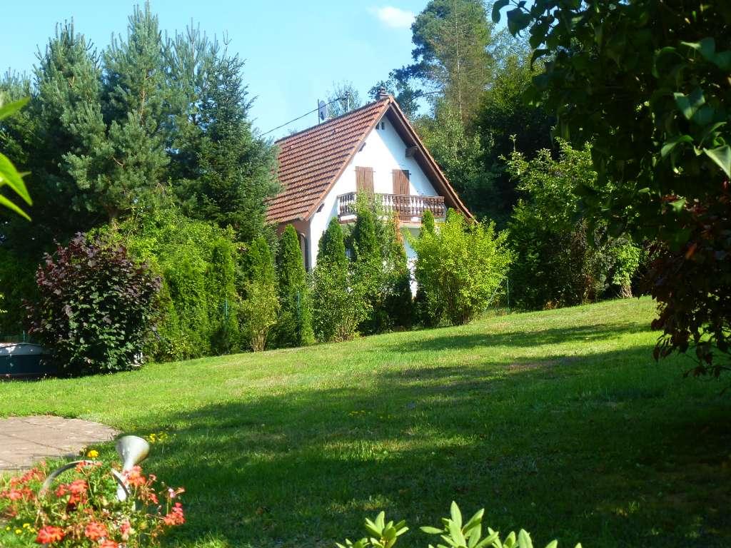 Gemütliches Wohn-/Ferienhaus in ruhiger und sonniger Waldrandlage
